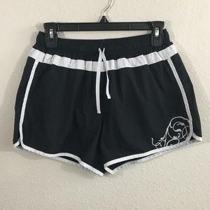 ATHLETA Black Running Shorts Size M